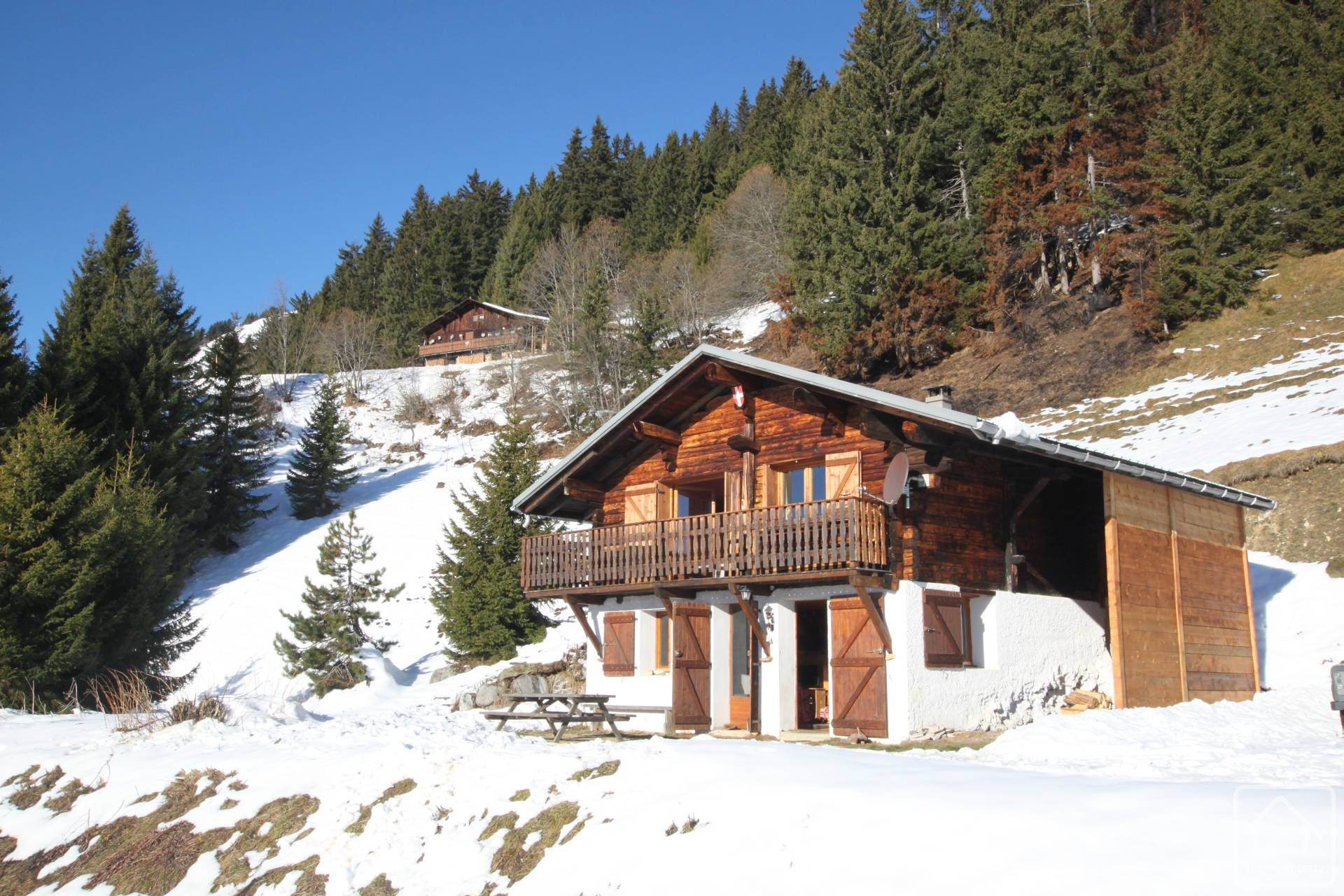 Chalet D Alpage Bisanne Alpine Property Estate Agent In
