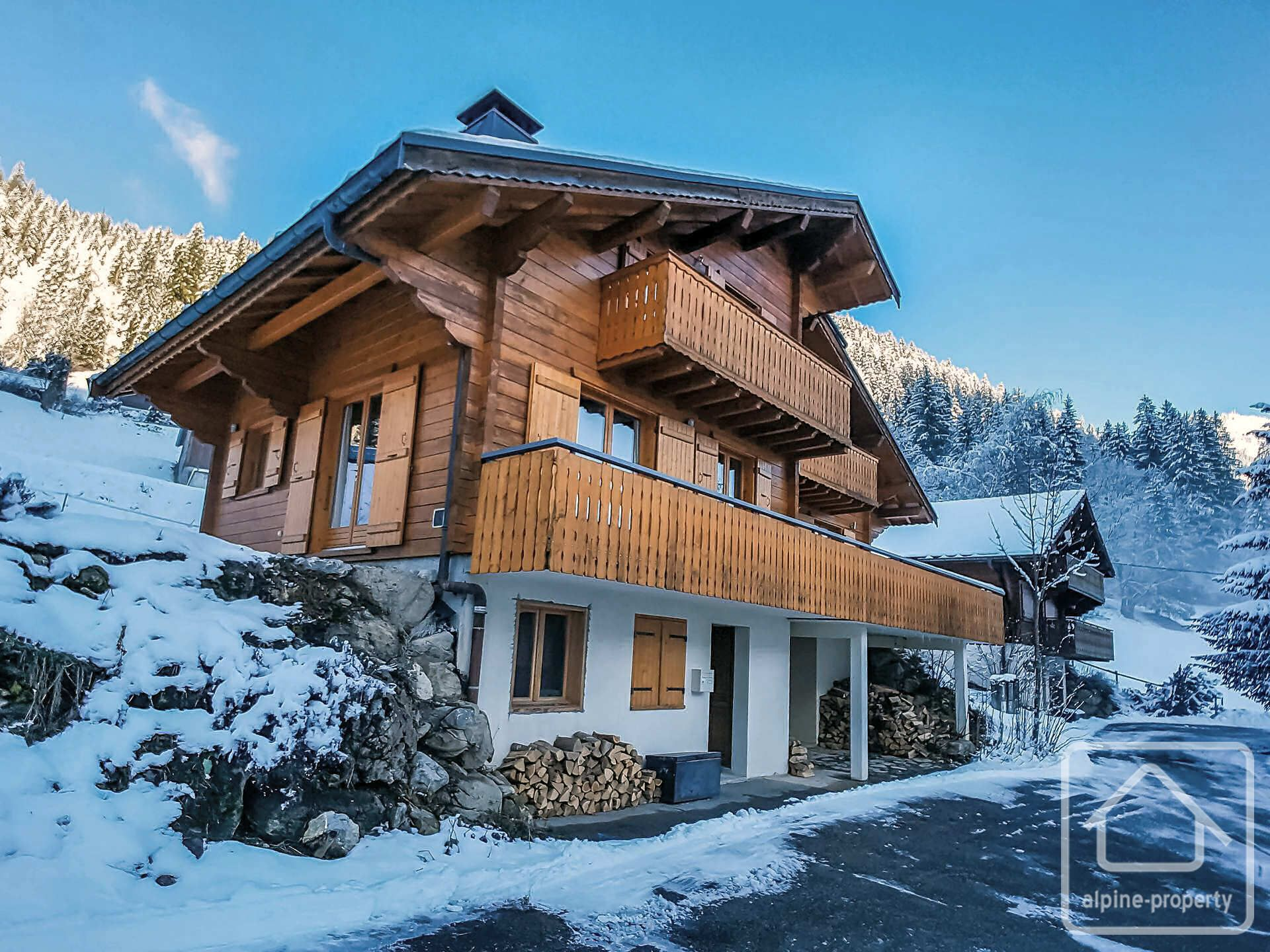 Chalet Clare -