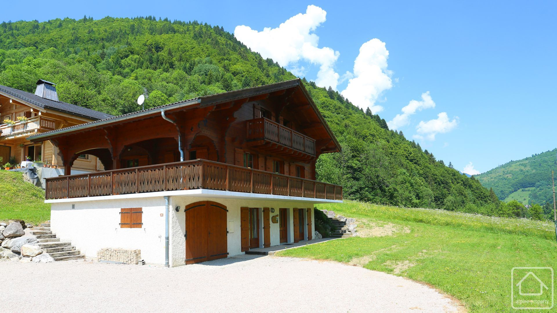 Chalet Noel Alpine Property Estate Agent In The French Alps
