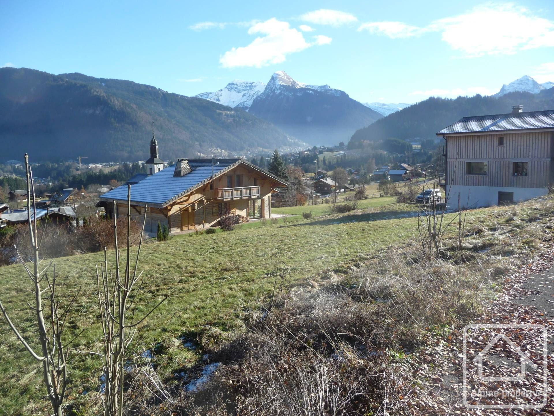Terrain Chez Les Richards, Lot A -