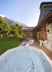 Chalet Bossons -