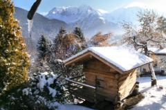 Chalet Chouette - View of Mont Blanc