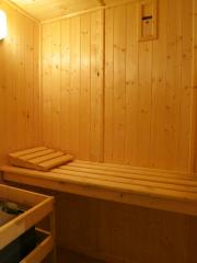 Chalet Fleur de Neige - The sauna room