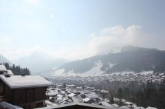 Chalet Robri - The winter view
