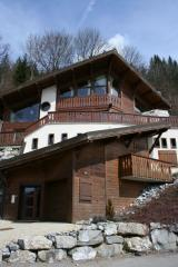 Chalet Robri - The chalet in summer